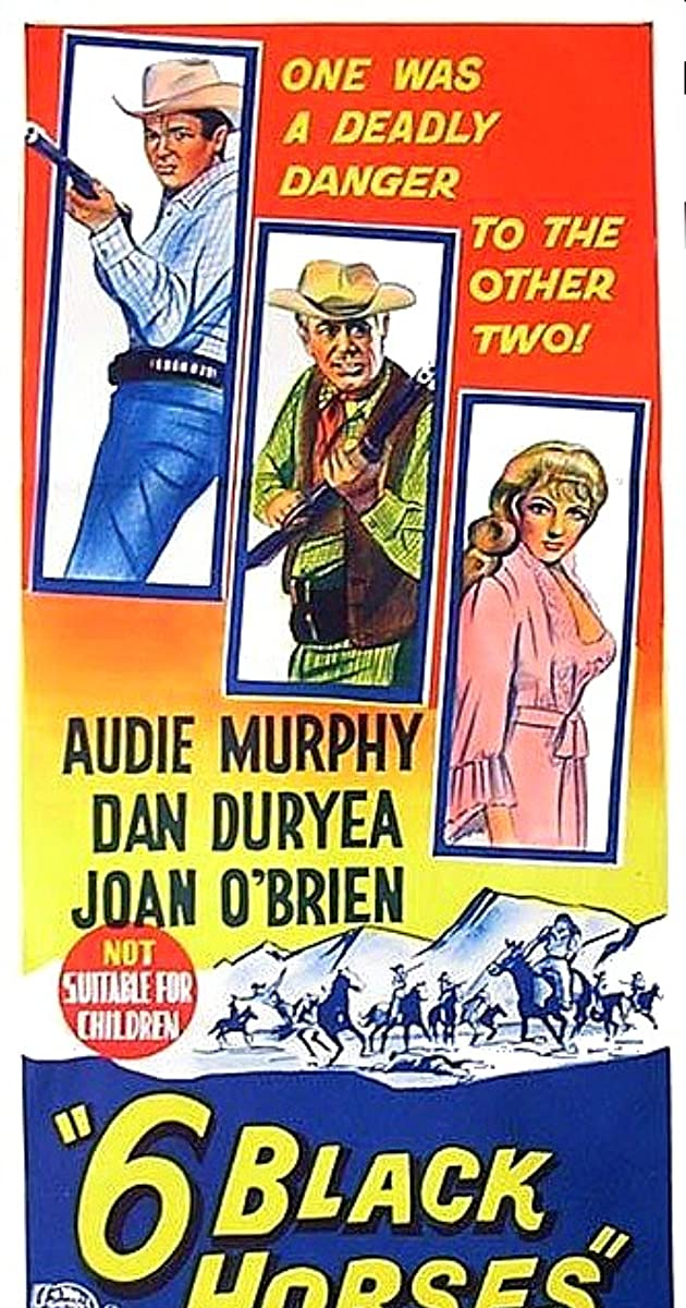 Six Black Horses (1962) - Full Cast & Crew - IMDb