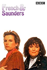 French and Saunders Poster