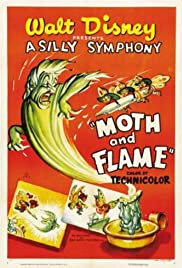 Moth and the Flame Poster