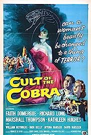 Cult of the Cobra(1955) Poster - Movie Forum, Cast, Reviews