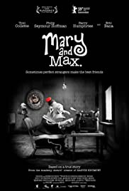 Mary and Max (2009) Poster - Movie Forum, Cast, Reviews