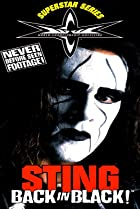 Image of WCW Superstar Series: Sting - Back in Black