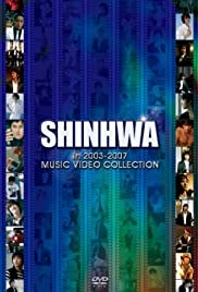 Shinhwa in 2003-2007 Music Video Collection Poster