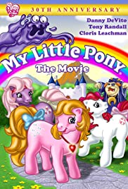 My Little Pony: The Movie(1986) Poster - Movie Forum, Cast, Reviews
