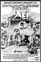 Image of Ali in Wonderland