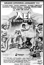 Ali in Wonderland Poster