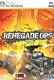 Renegade Ops Poster