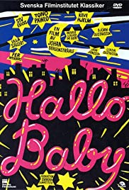Hello Baby Poster