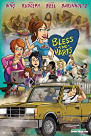 Bless the Harts - Season 1 (2019) poster