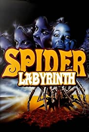 The Spider Labyrinth Poster