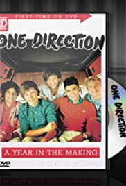 One Direction: A Year in the Making Poster