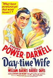 Day-Time Wife Poster