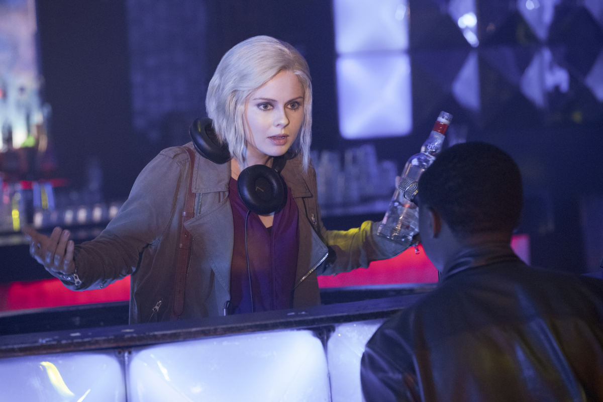iZombie S03E03 – Eat, Pray, Liv