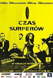 Czas surferów Poster