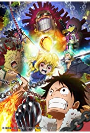 Nonton Film One Piece: Heart of Gold (2016)