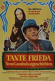 Tante Frieda - Neue Lausbubengeschichten Poster