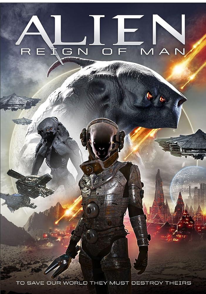 Alien Reign of Man (2017) [DVDRip] [SubEspañol] [1 Link] [MEGA]