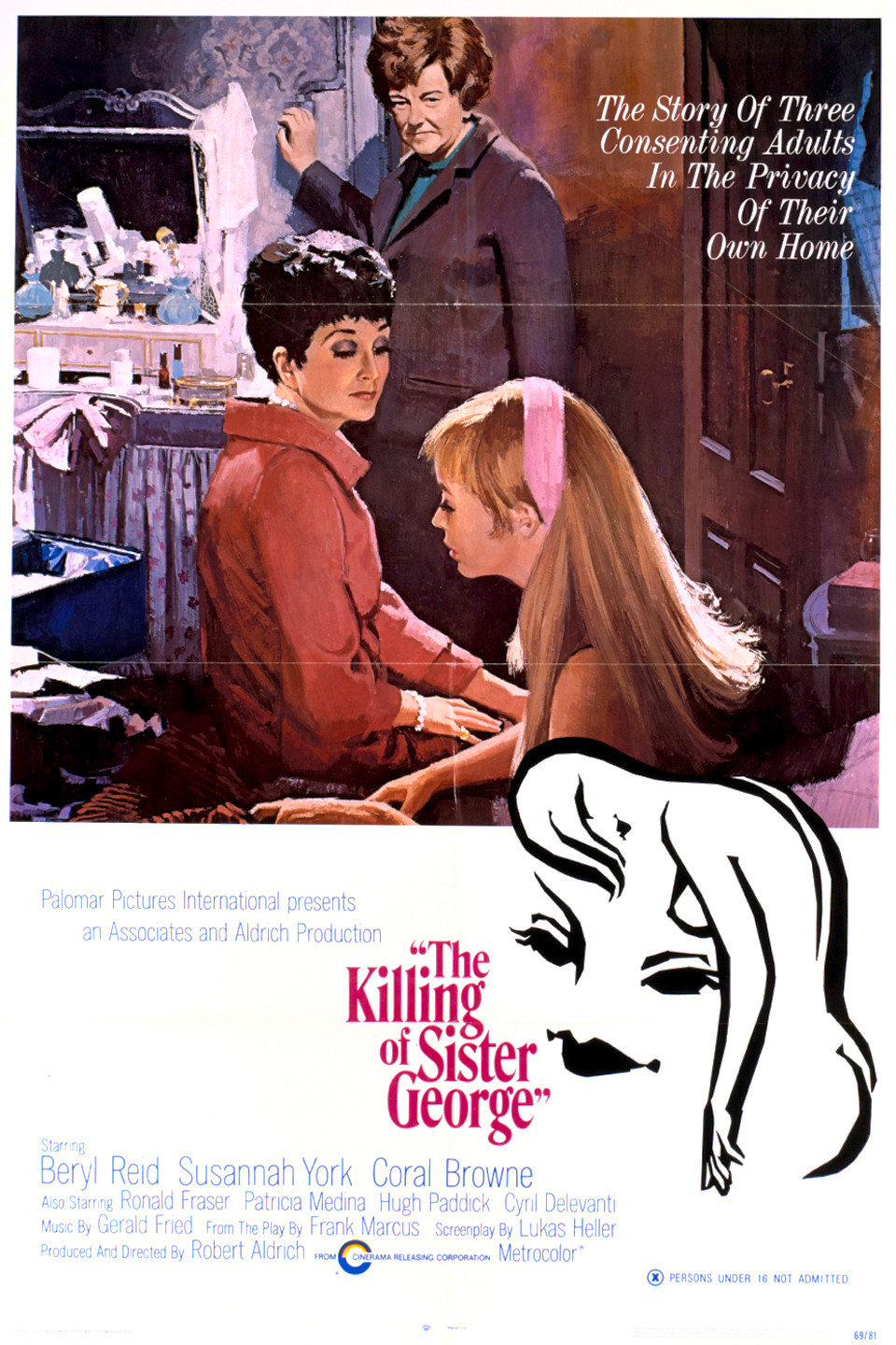 image The Killing of Sister George Watch Full Movie Free Online
