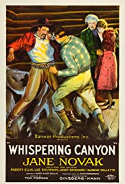 Whispering Canyon Poster