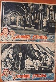 Wielka droga Poster