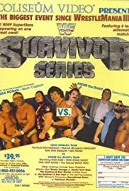 Survivor Series (1987) Poster - TV Show Forum, Cast, Reviews