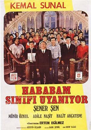 Hababam Sınıfı Uyanıyor Poster