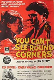 You Can't See 'round Corners Poster