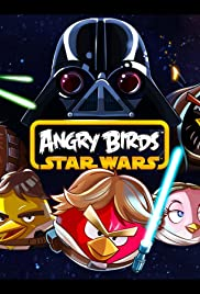 Angry Birds Star Wars Cinematic Trailer Poster