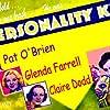 Pat O'Brien, Claire Dodd, and Glenda Farrell in The Personality Kid (1934)