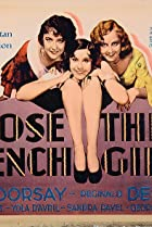 Those Three French Girls (1930) Poster