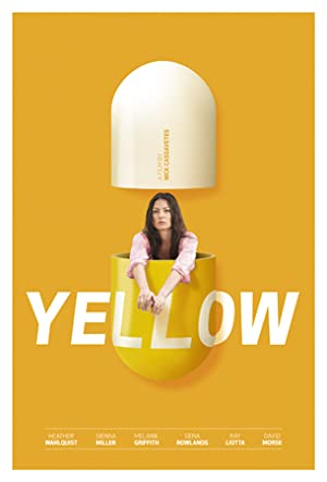 Yellow Pelicula Poster