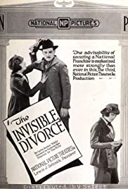 The Invisible Divorce Poster