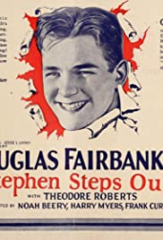 Stephen Steps Out Poster