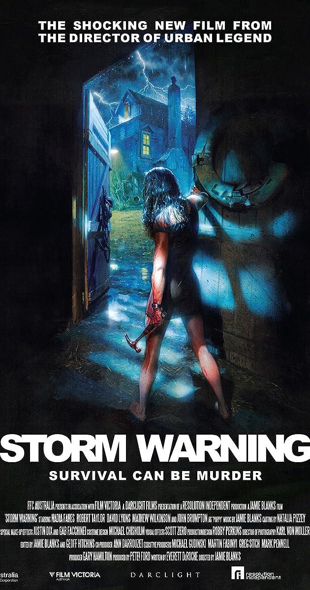 Dingę audroje / Storm Warning (2007) Online