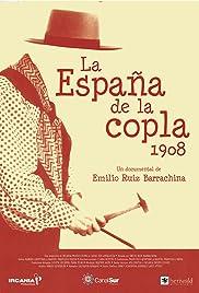 La España de la copla Poster