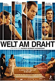 Welt am Draht(1973) Poster - Movie Forum, Cast, Reviews