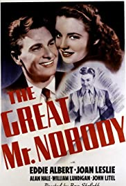 The Great Mr. Nobody (1941) Poster - Movie Forum, Cast, Reviews