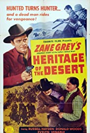 Heritage of the Desert Poster