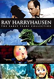 Ray Harryhausen: The Early Years Collection Poster