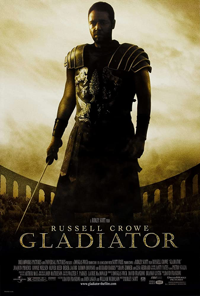 Gladiator (2000) Tagalog Dubbed