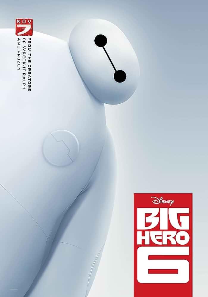 Big Hero 6 2014 English 720p BluRay Movie Download