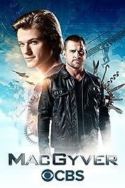 MacGyver - Season 6 poster
