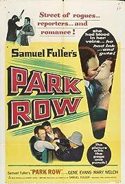Park Row(1952) Poster - Movie Forum, Cast, Reviews