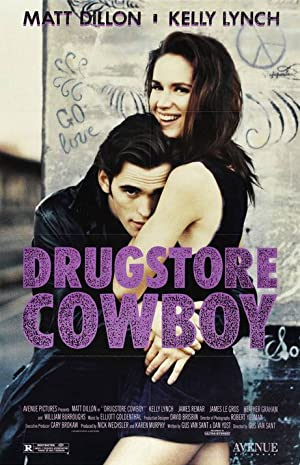 Poster Drugstore Cowboy