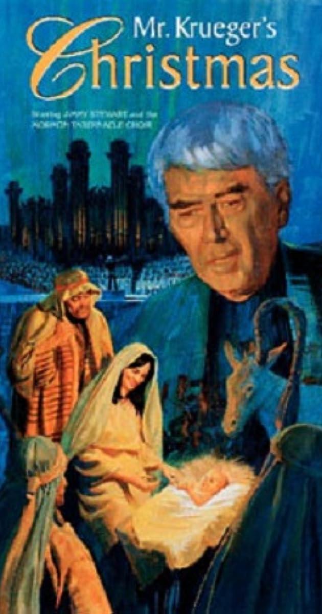 Mr. Krueger's Christmas (TV Short 1980) - IMDb