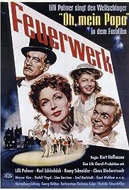 Feuerwerk(1954) Poster - Movie Forum, Cast, Reviews
