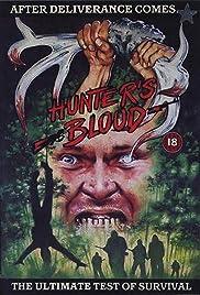 Hunter's Blood Poster