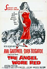 The Angel Wore Red Poster