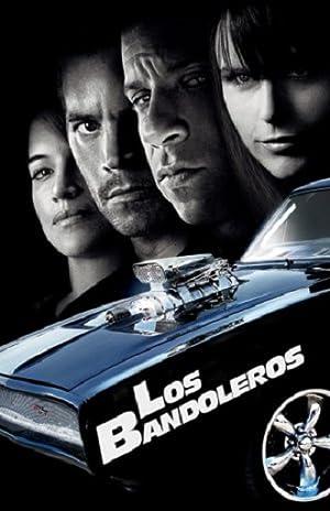 Poster Los Bandoleros