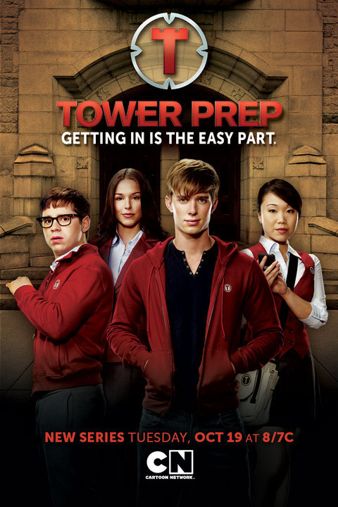 Tower Prep S01E06 – Book Report